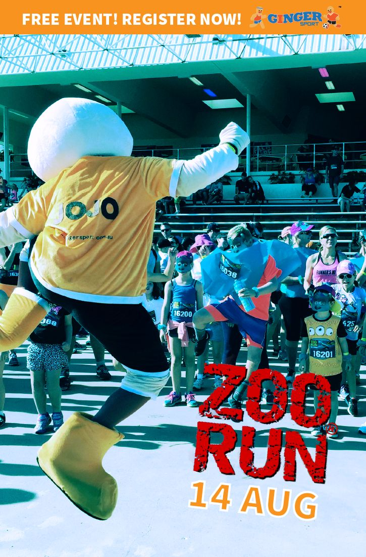 Want to see us at Zoo Run? There's still time to register! #zoorun #gingersport #soccer #funinthesun