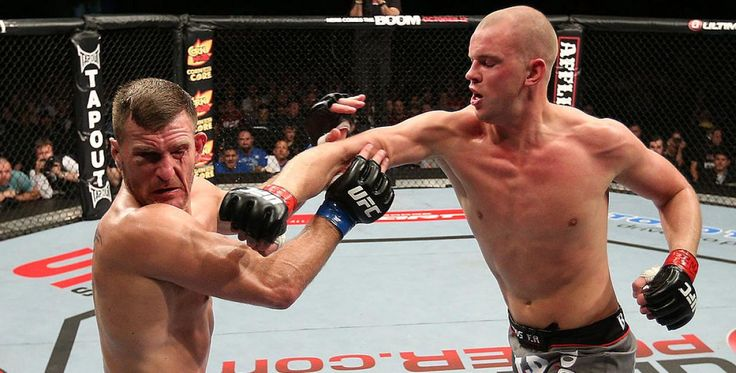 Despite a two-fight winning streak and a top 15 ranking, Stefan Struve knows that watching the UFC 211 main event between Stipe Miocic and Junior Dos Santos on May 13 will be a painful process.