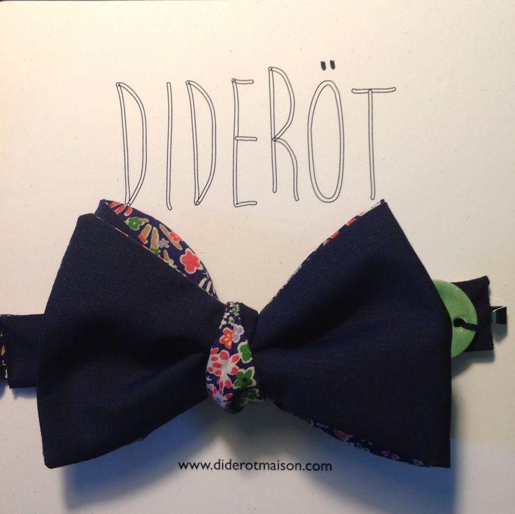Diderotmaison bow tie - noeud papillon -DA11