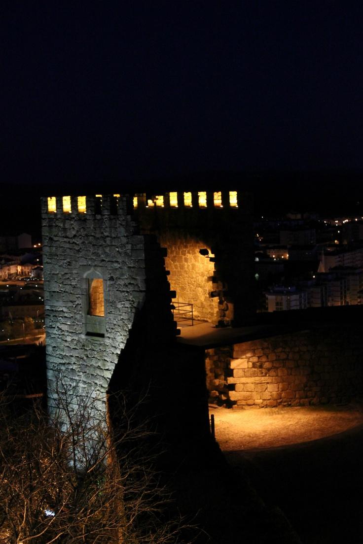 Castelo dos Templários, Castelo Branco, Portugal