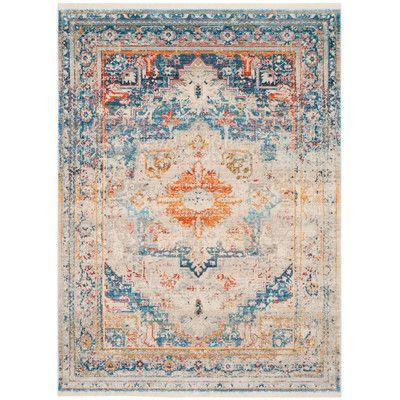 Vintage Persian Area Rug | Wayfair