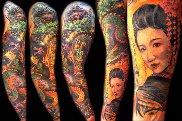 Joey hamilton tattoo portfolio joey hamilton joey for Joey hamilton tattoo artist