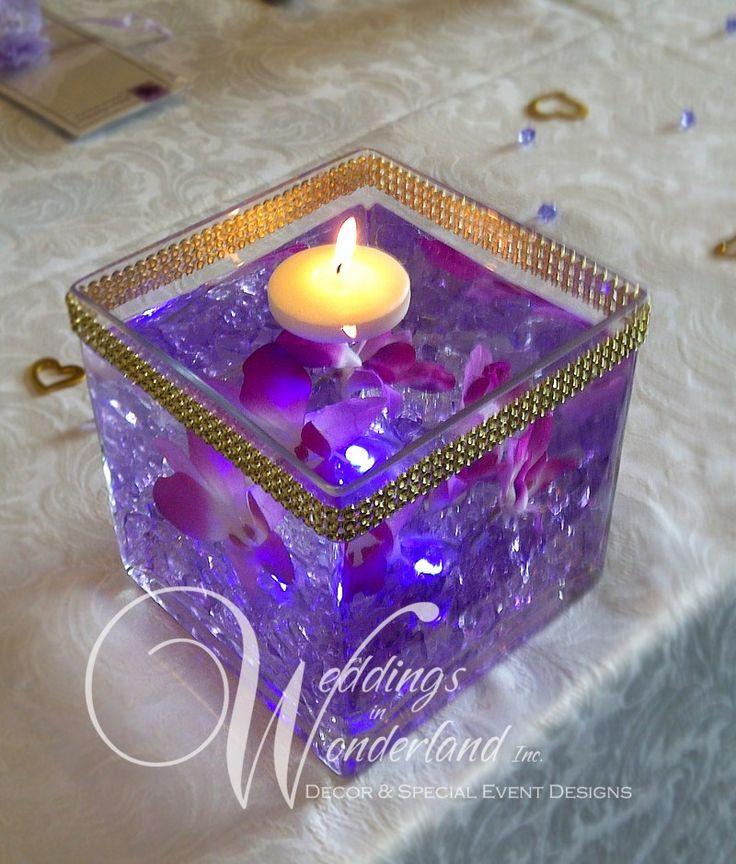 Best square vase centerpieces ideas on pinterest