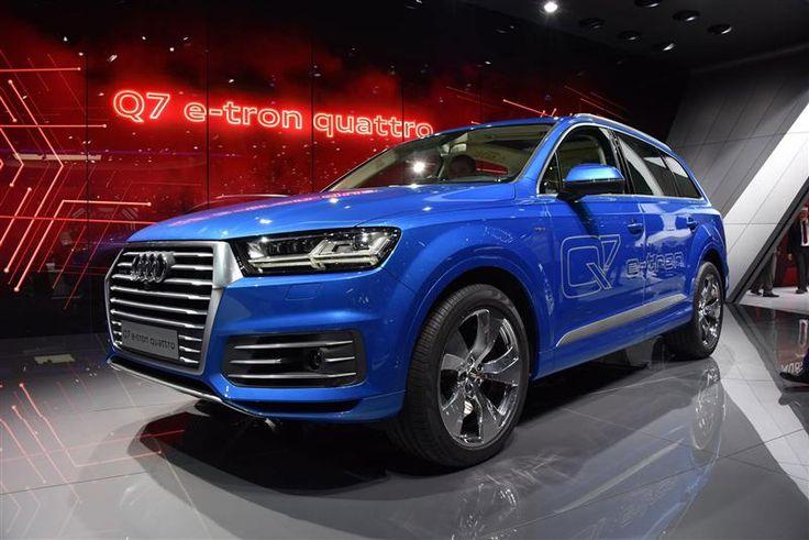 2017 Audi Q7 ...