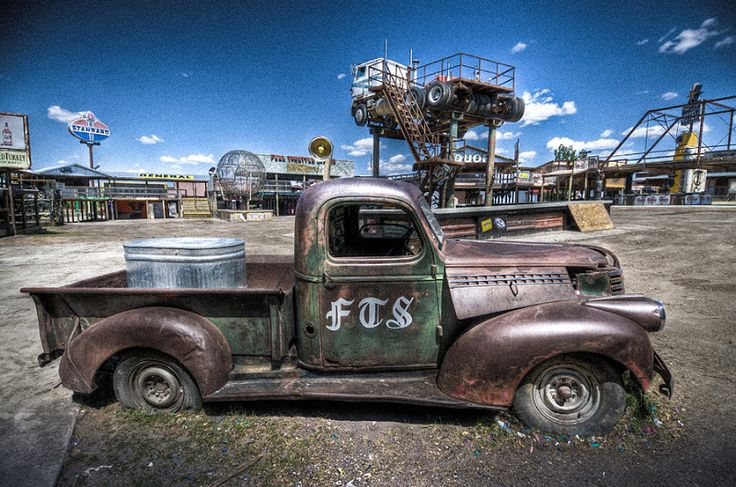 Dakotagraph: Full Throttle Saloon is a roadside attraction fanatic's dream