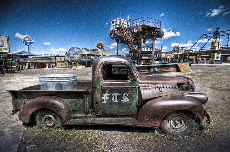 Dakotagraph: Full Throttle Saloon is a roadside attraction fanatic's dream
