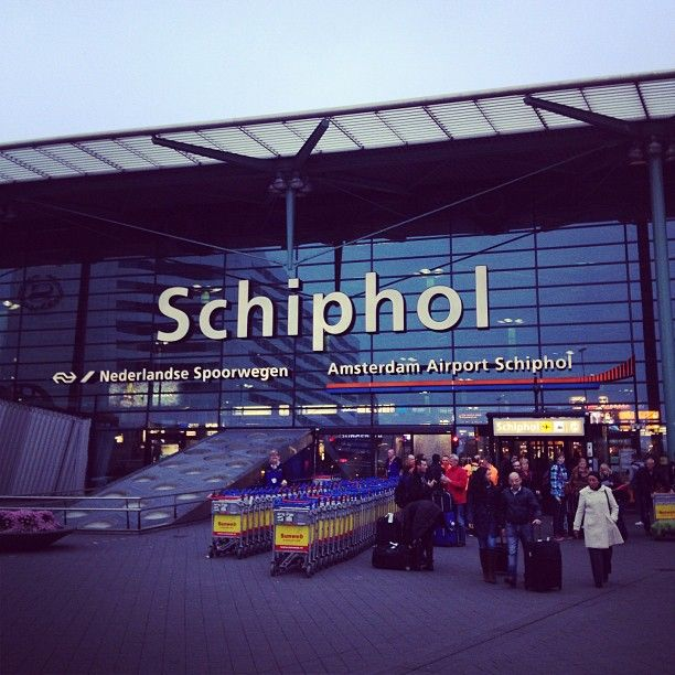 Amsterdam Airport Schiphol (AMS) στην πόλη Schiphol