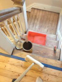 DIY:How to Refinish Hardwood Floors http://www.cmaflooring.com/refinish-wood-flooring/ #DIYtips #woodfloors