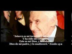 EVANGELISTA YIYE AVILA 2013-CRISTO VIENE!!!