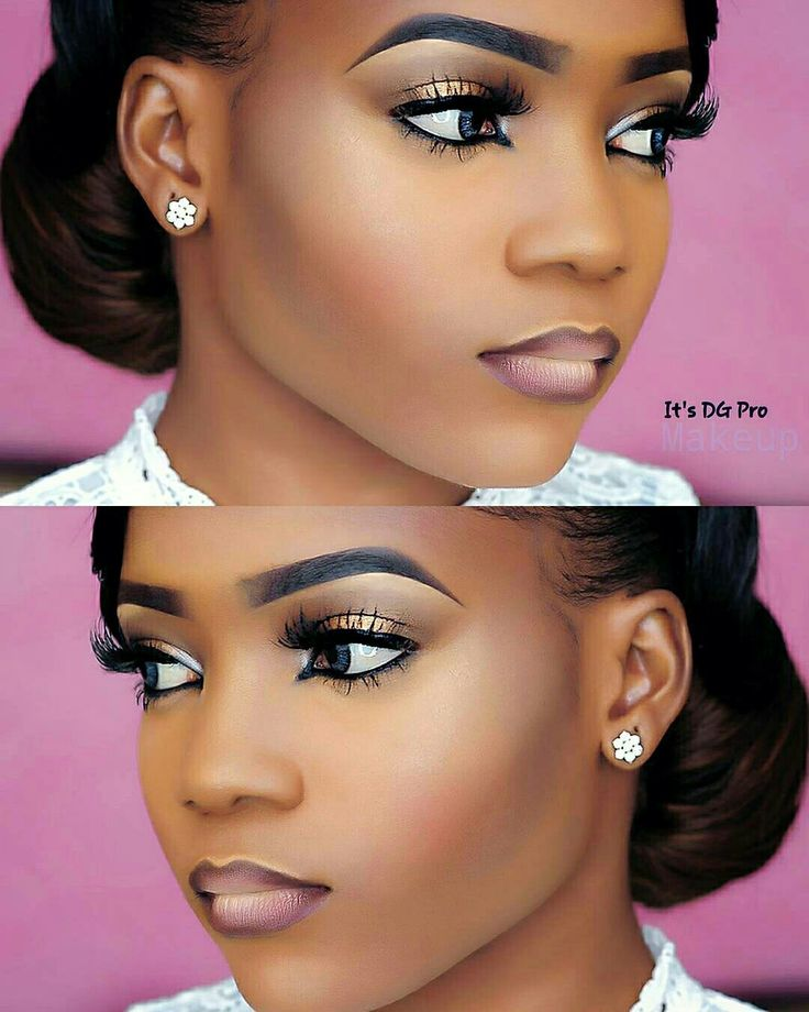 SIX SOFT AND SULTRY MAKEUP LOOKS BY MAKEUP ARTIST DG_PRO