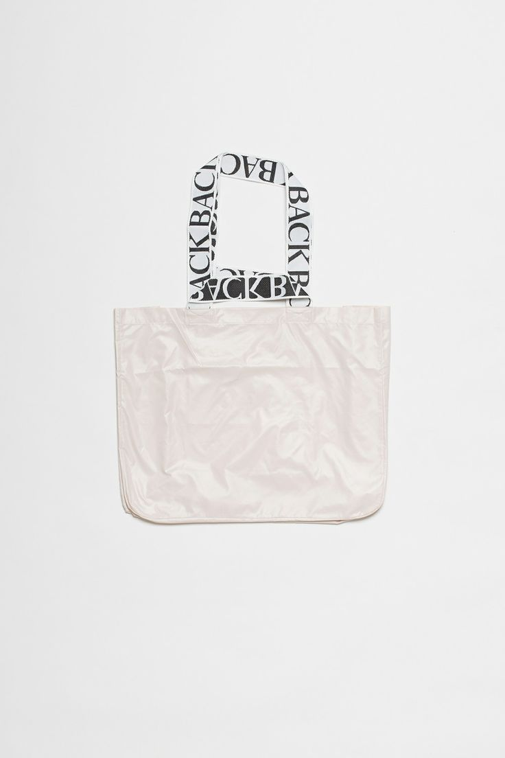 LOGO TOTE via ANN-SOFIE BACK. Click on the image to see more!