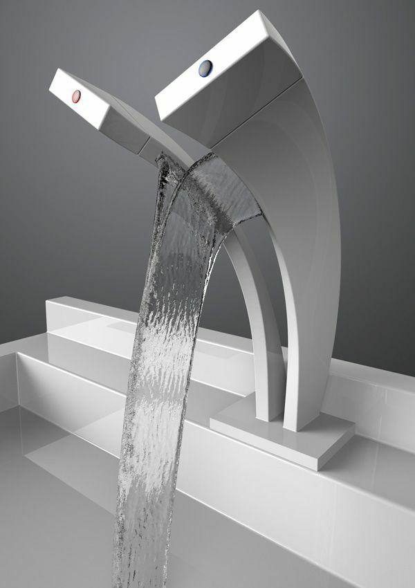 Die besten 25+ Badezimmerarmaturen Ideen auf Pinterest Beste - Moderne Wasserhahn Design Ideen
