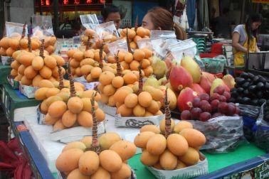 #Frutas #Asia #Fruits en #Bangkok #Tailandia. Revisa nuestro artículo sobre compras locales en este país. #Viajes #DesarrolloPeregrino