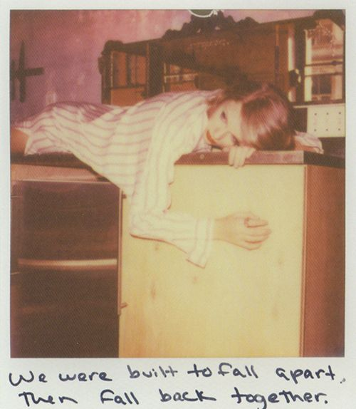 Taylor Swift Polaroid 1 - Out Of The Woods #1989