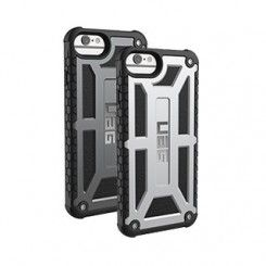 UAG's Monarch series for iPhone 7/6s builds off their original Composite case design but with a 5-layer construction that exceeds military drop-test standards (MIL STD 810G 516.6) by 2X!