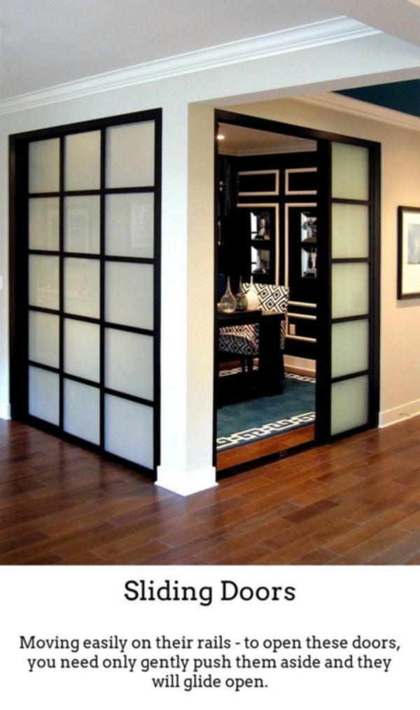 Sliding Doors Create Gorgeous Vivid Rooms Thanks To Thermally Insulated Gliding And Foldable Glass Room Divider Sliding Room Dividers Sliding Doors Interior