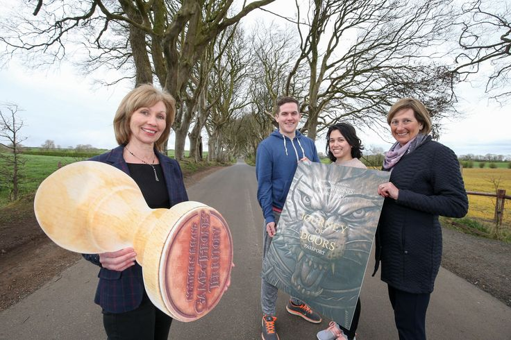 Tourism NI has today launched a Journey of Doors passport that allows  Game of Thrones® fans to visit the 10 Game of Thrones Doors across Northern Ireland and collect a unique stamp at each of the locations.  Read all about it at http://whatsonni.com/news/2017/04/tourism-ni-invites-game-of-thrones-fans-to-follow-the-journey-of-doors/