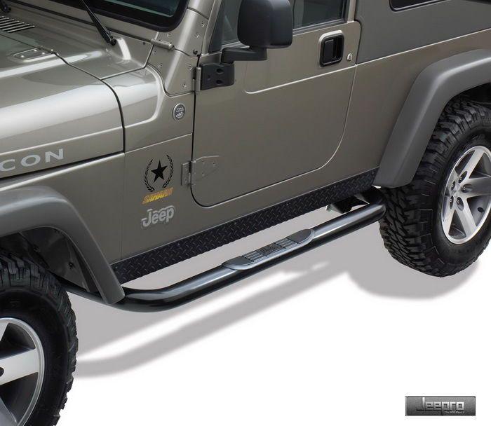 Brand New 20072017 Jeep Wrangler Jk 2 Door 3 Side Armor Step