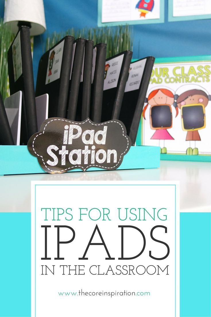 These iPad management tips and training tools will help elementary school teachers transform the way iPads are managed, used, and organized in the classroom. Also includes printable iPad contracts, iPad licences, and iPad training checklists.