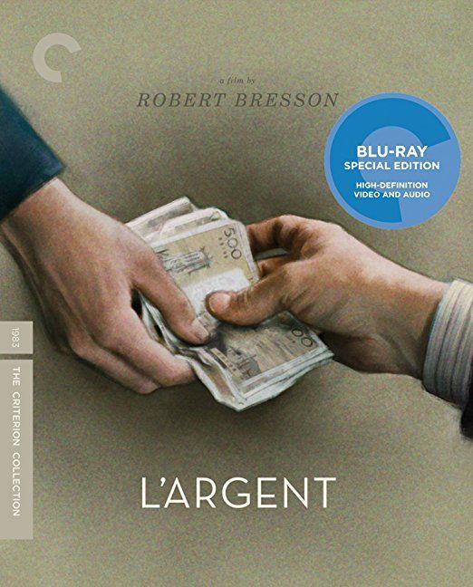 L'argent - Blu-Ray (Criterion Region A) Release Date: July 11, 2017 (Amazon U.S.)