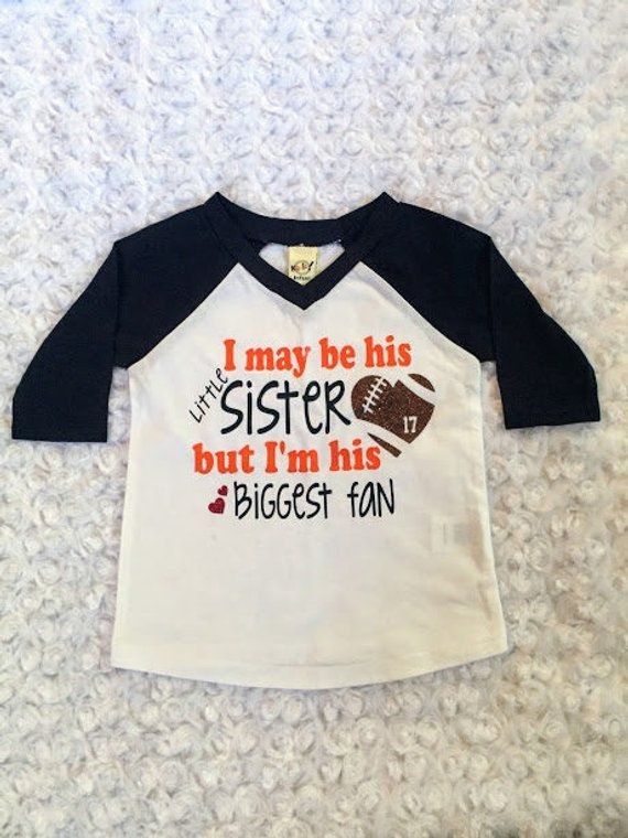 Gift for Football Fans Youth Kids Long Sleeve T-Shirt Football Is My Valentine