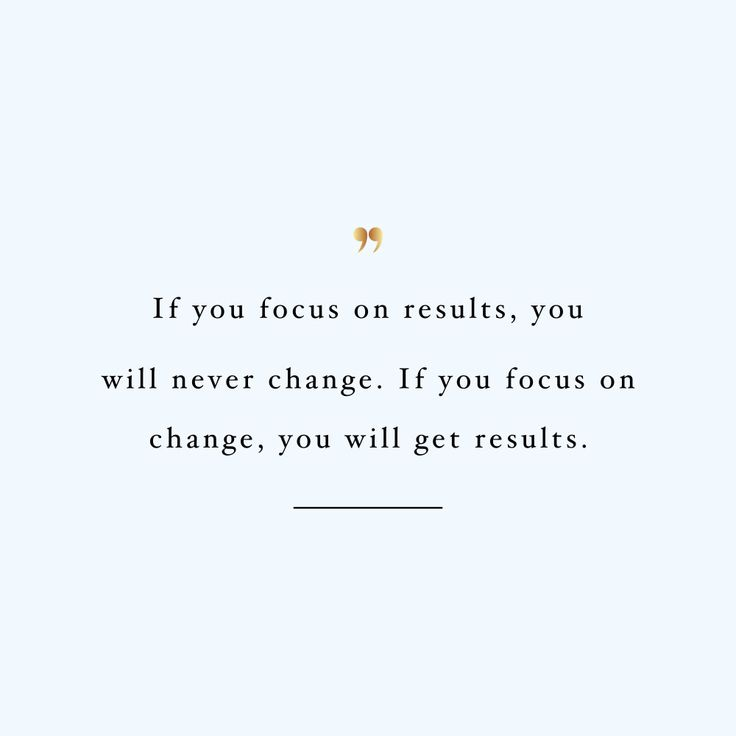 Focus on change! Browse our collection of self-love and fitness motivational quotes and get instant health and wellness inspiration. Stay focused and get fit, healthy and happy! https://www.spotebi.com/workout-motivation/focus-on-change/