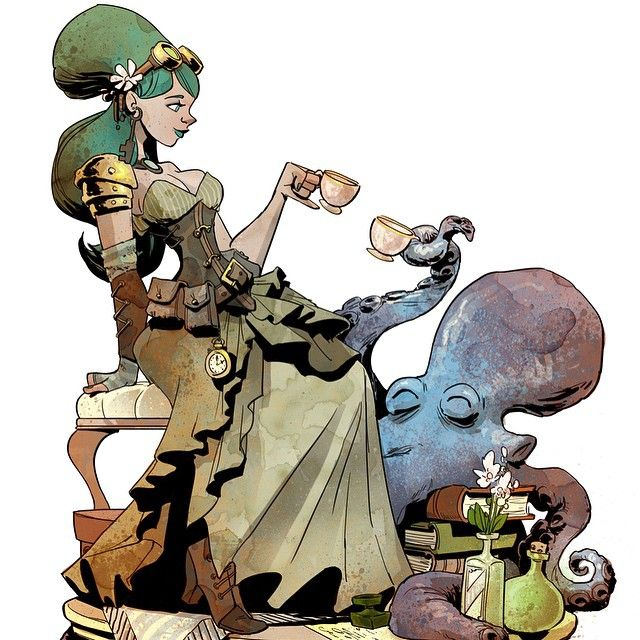 Cheers by Brian Kesinger