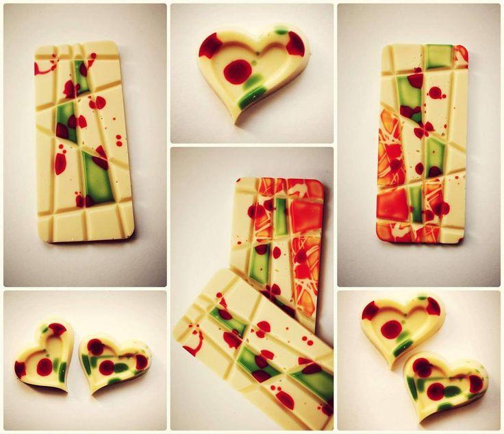 #cokolada #luichocolateboutique #chocolate #bilacokolada #rucniprace #rucnivyroba #znojmocity #znojmo #czech #srdicko #krasnydarek