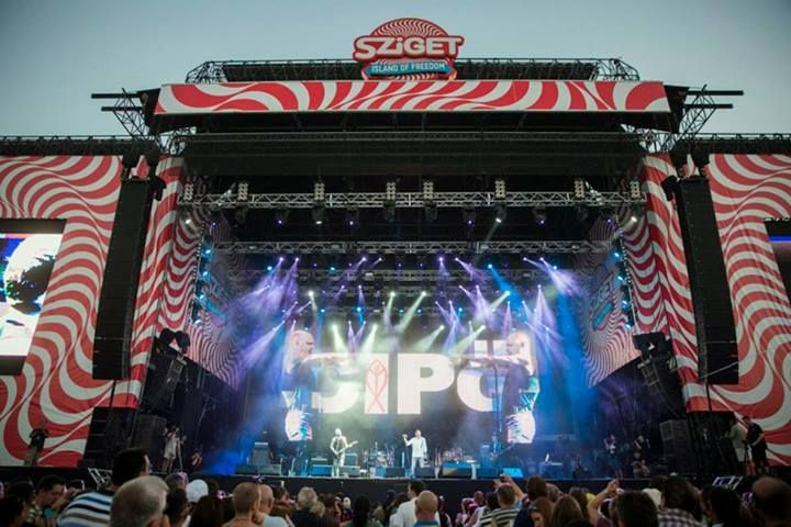 Sziget Festival 2013. Day - 1. In Memory of Cipő. follow us on Fb https://www.facebook.com/BudapestPocketGuide credit: facebook / Sziget Festival Official #sziget #szigetfestival #budapest