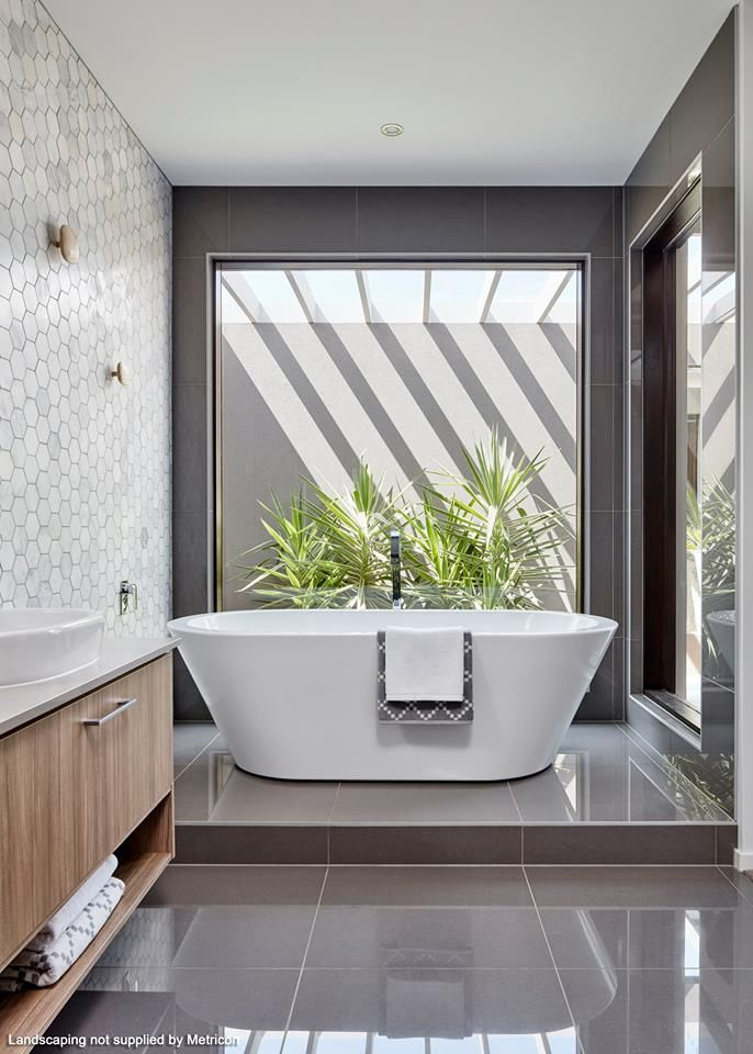 Metricon Homes - Bathroom