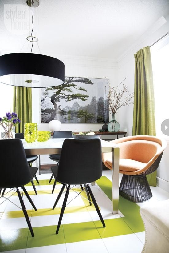 Dining Room Decorating Ideas for Spring
