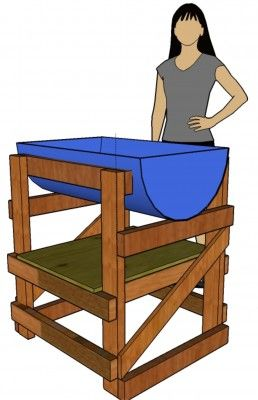 The Homestead Survival | GAP (Good Agricultural Practices) Approved Sink Project | http://thehomesteadsurvival.com