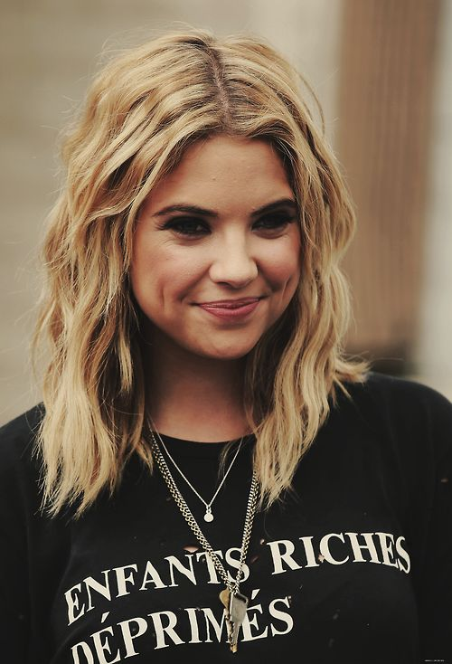 ashley benson - want this haircut                                                                                                                                                                                 More