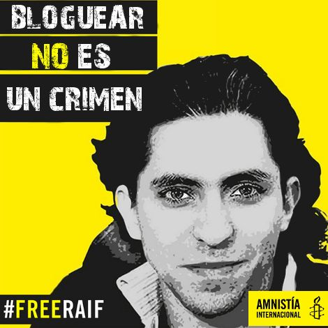 osCurve   Contactos : Raif Badawi cumple HOY dos años de haber sido cond...
