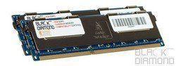 16GB 2X8GB Memory RAM for Dell Precision Workstation T5500, T7500, R5500 240pin PC3-10600 1333MHz DDR3 RDIMM Black Diamond Memory Module Upgrade