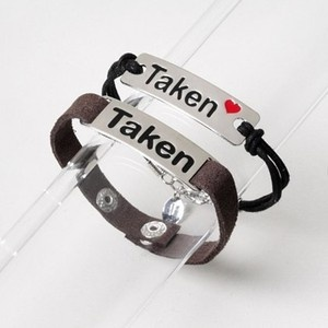 Taken His and Hers Bracelet Set $9.50