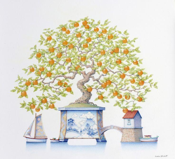 Gordon Fitchett's The Orange Tree