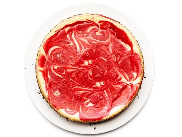 Top-Rated Red Velvet Cheesecake #RecipeoftheDay