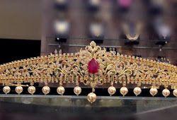 Bride in Traditional Vaddanam | waist belt | Buy Online jewellery