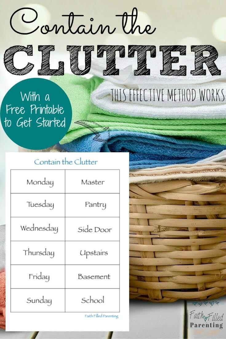 Contain the Clutter. The Secret Al Moms Need. Organization Stay at Home, Organization Children, Organization Time Management, Organization Free Printables, Organization Kids, Organization Tips, Organization How to Organize, Organization Storage Solutions, Organization Posts