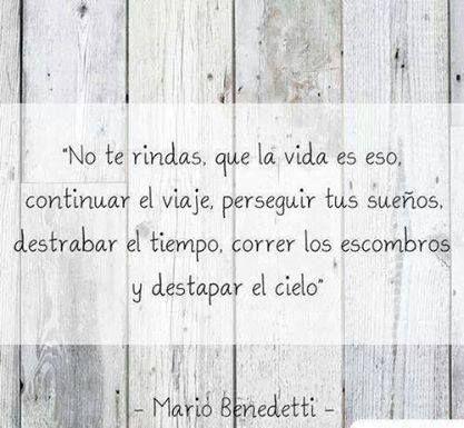 La vida es eso!