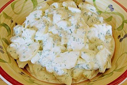 Ostpreußischer Kartoffelsalat (Rezept mit Bild) von funkelsteinchen | Chefkoch.de