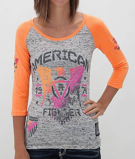 American Fighter Chicago T-Shirt - Women's Shirts/Tops | Buckle, So Want
