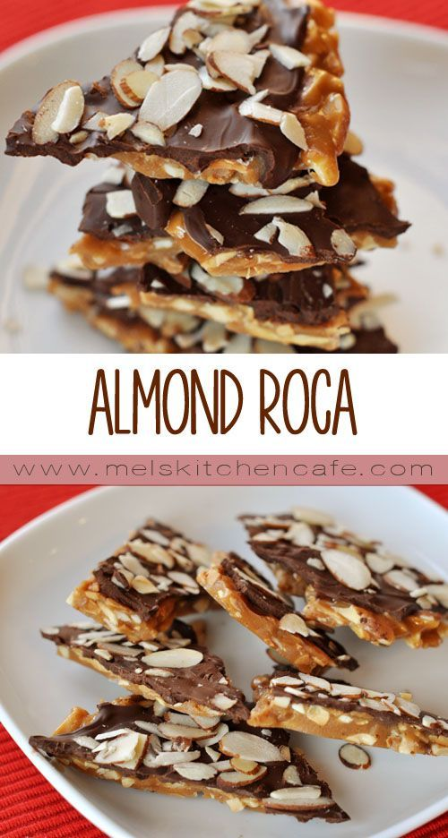 This Almond Roca is so delicious, it is impossible to stop eating!