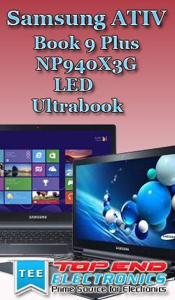 Samsung ATIV Book 9 Plus NP940X3G Ultrabook : Samsung ATIV Book 9 Plus NP940X3G Ultrabook lightweight, Samsung ATIV Book 9 Plus was designed to be mobile. Backed by Samsung's craftsmanship engineering legacy, its sleek aluminum casing is as strong as it is sleek.   topendau