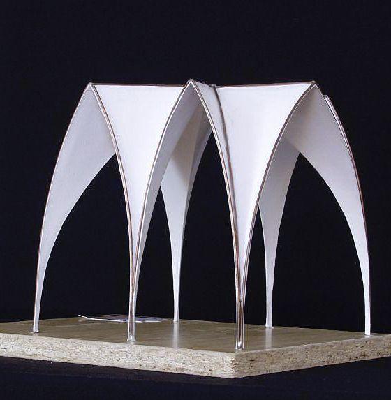 Architectural Model - Gothic Groin Vault, svejkovsky.ivo@gmail.com Instagram: ivo_svejkovsky