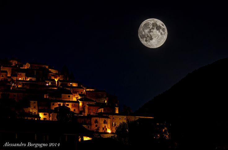Italia - Abruzzo - Rovere