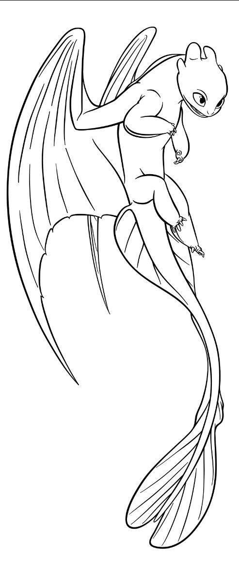 Pin Von Skylar Auf Chimuelo Drachenzeichnungen Dragons Ausmalbilder Ohnezahn Ausmalbilder