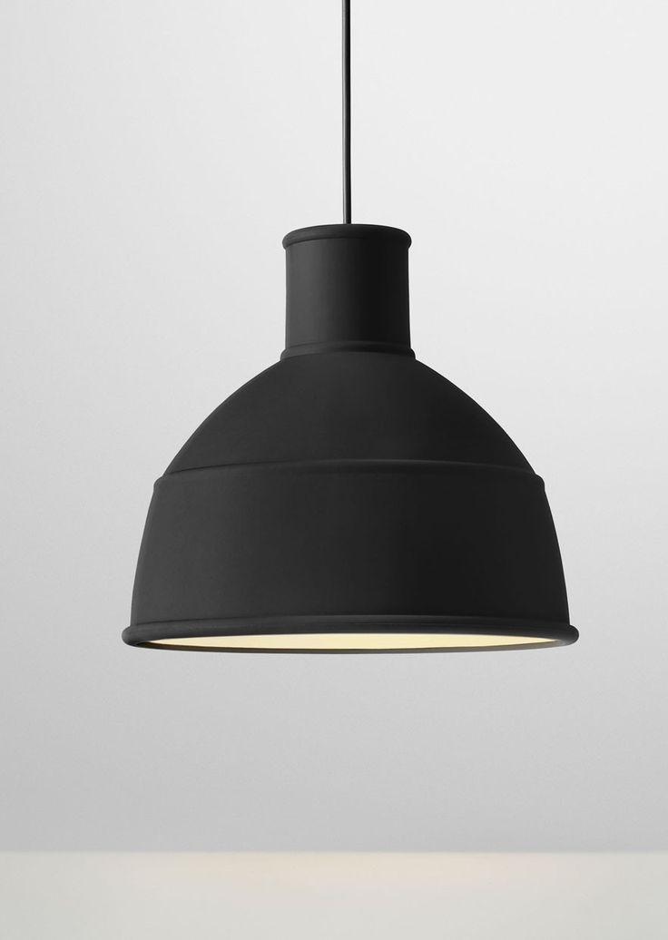 Black Industrial Light