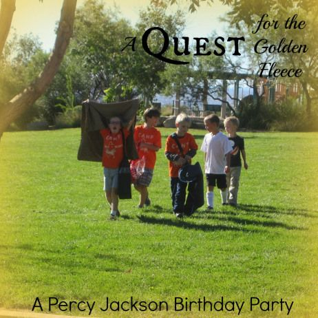percy jackson quest